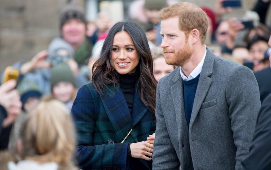 Na dan prišlo, kaj sta princ Harry in Meghan Markle delala tik pred porodom (foto: Profimedia)