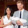 Skrivnost je razkrita: Znano je, kdo je krstna botra malega Archieja