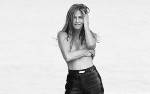 Jennifer Aniston ujeli z moškim, a to ni bil Brad Pitt!