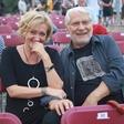 Ksenija Benedetti in Boris Cavazza pokazala, v čigavi družbi nadvse uživata!