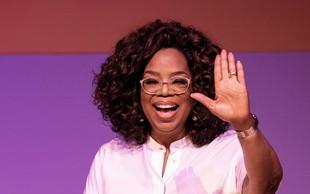 Oprah zanikala govorice, da stoji za odločitvijo princa Harryja in Meghan Markle