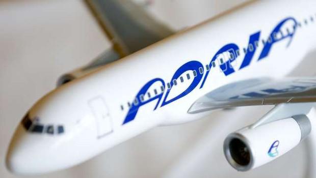Adria Airways za vikend le v Frankfurt (foto: Stanko Gruden/STA)