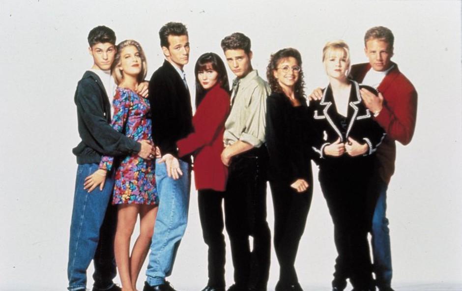 Tori Spelling razkrila, kako se počuti na snemanju serije Beverly Hills 90210 (foto: Profimedia)