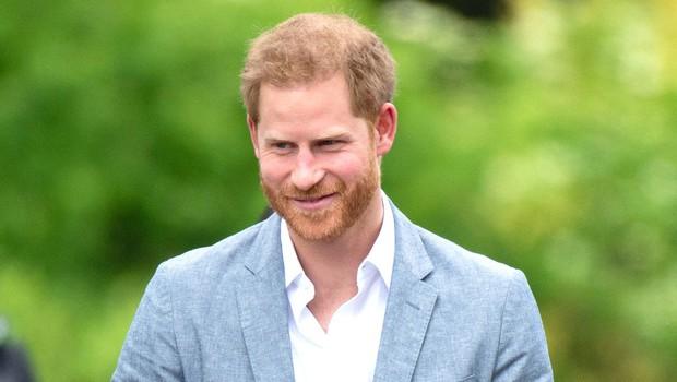 Princ Harry naj bi bil odgovoren za napete odnose z bratom Williamom in njegovo ženo Kate (foto: Profimedia)