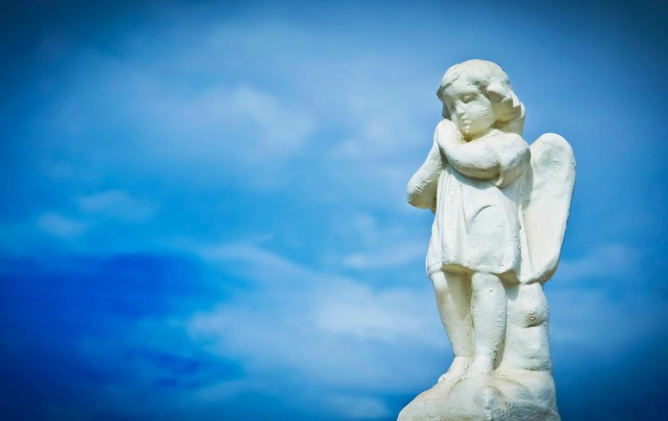 Tedenski navdih angelov: Vredno je, da preprosto zaupate in dovolite (foto: Profimedia)