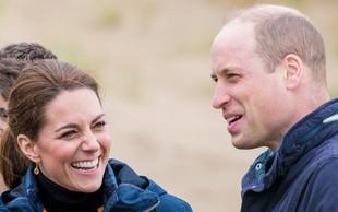 Kate Middleton in princ William še vedno nista videla malega princa Archieja