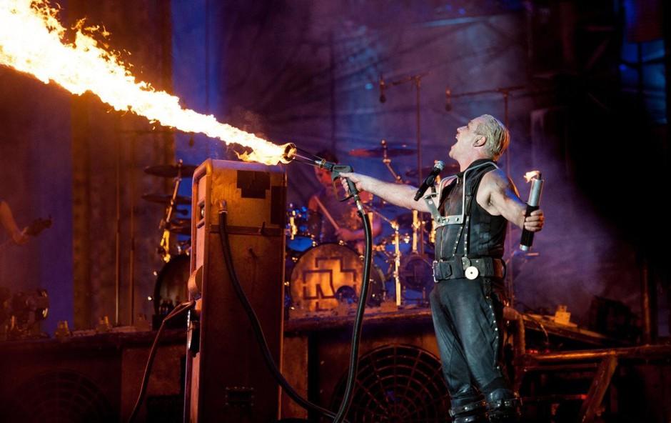 Skupina Rammstein bo v petek po 10 letih izdala novo ploščo (foto: Profimedia)