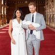 Poglejte, kakšen je Archie, sin princa Harryja in vojvodinje Meghan: Objavila sta njegovo sliko!