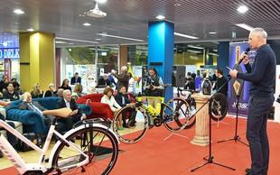 Nova kolesarska preizkušnja 38. Maratona Franja BTC City že pred vrati