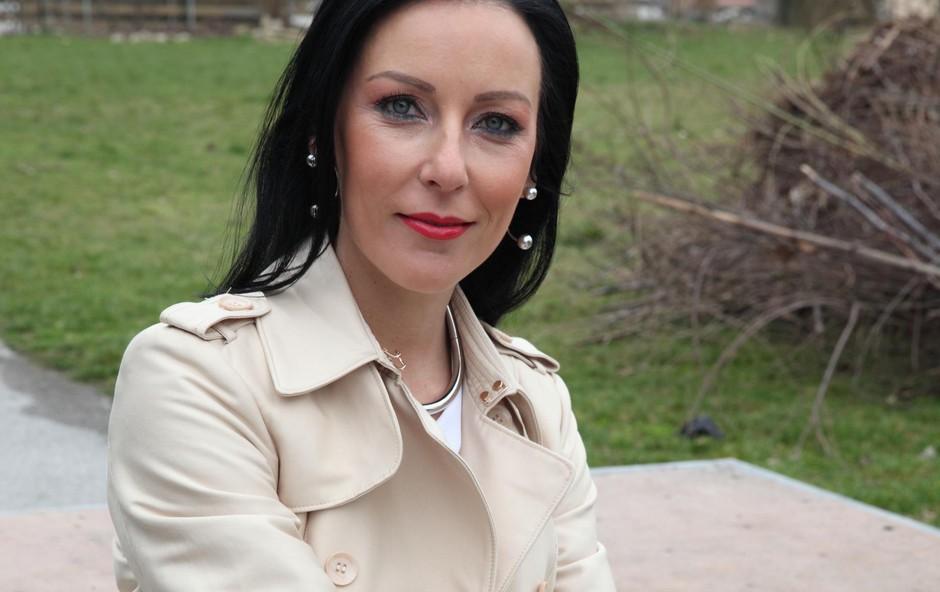"""Maja Sodja: """"Imam občutek, da me ves čas uči"""" (foto: Foto: Helena Kermelj)"""