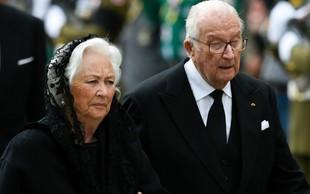 Nekdanji belgijski kralj Albert II. bo moral na test DNK, da bi ugotovili ali je oče Delphine Boel