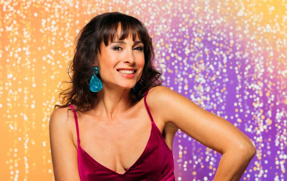 Tina Gorenjak (foto: Foto: Arhiv Pop Tv)