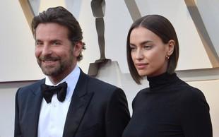 Ameriški mediji trdijo, da sta se Bradley Cooper in Irina Shayk razšla