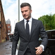 David Beckham je ostal brez vozniškega dovoljenja