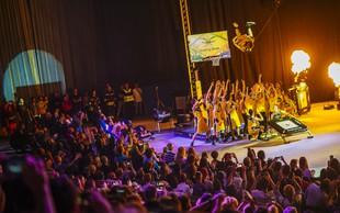 10. obletnico Dunking Devils praznovali pred nabito polno Halo Tivoli