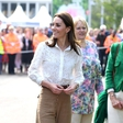 Kate Middleton elegantna tudi v supergah!