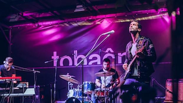 Izziv za bende v Tobačni: Jack Up the Volume (foto: Marko Delbello Ocepek)