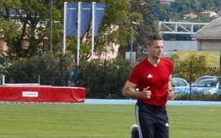 Damir Skomina na nogometnih pripravah