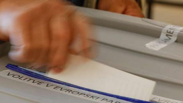 Začele so se evropske volitve (foto: Stanko Gruden/STA)