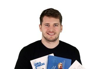 Luka Dončič - obraz novih šolskih kolekcij