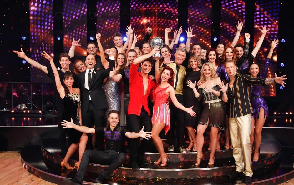 Tanja Žagar slavila v tretji sezoni šova Zvezde plešejo! (foto: Miro Majcen)