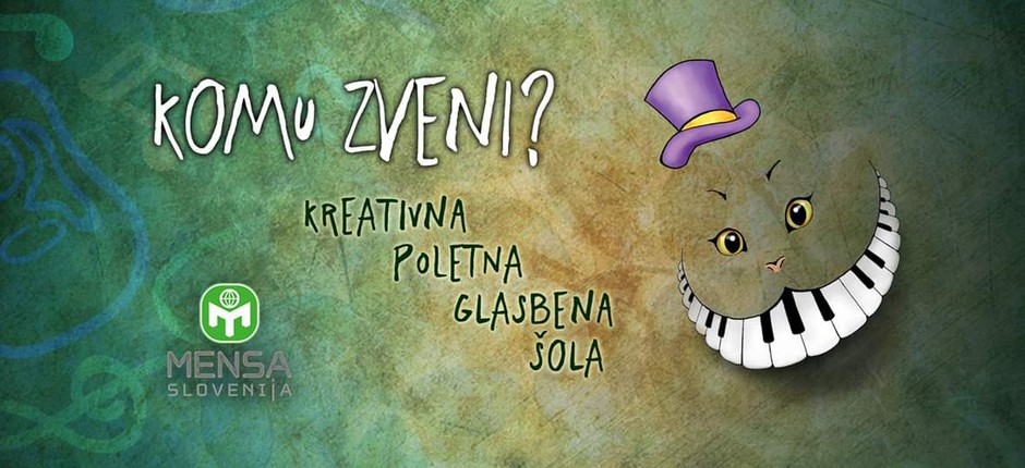 Poletna glasbena šola 'Komu zveni?' v Novem mestu (foto: Komu zveni Press)