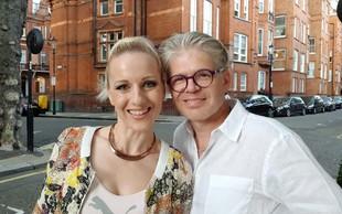 Matjaž in Nika Ambrožič Urbas sta se vrnila v Slovenijo