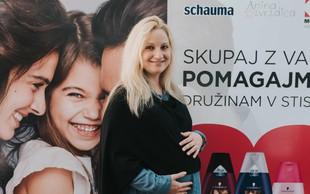 Ana Lukner Roljić: Skupaj z vami pomagamo družinam v stiski
