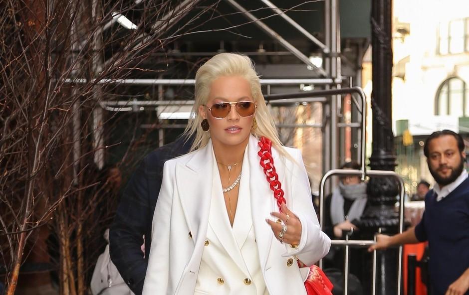 V Zadru bo danes nastopila Rita Ora (foto: Profimedia)