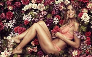 Težko je verjeti, da bo postavna Heidi Klum praznovala že 46. rojstni dan
