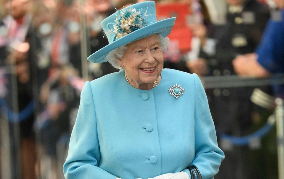 Glede prehrane je kraljica zelo pazljiva. (foto: Profimedia Profimedia, Temp Rex Features)