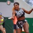 Tako izklesane trebušne mišice ima Serena Williams po porodu