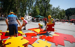 V Ljubljani 13. mednarodni festival Igraj se z mano