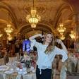 Ana Soklič kot princesa blestela v Monaku