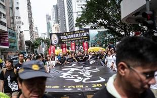 Kitajci 30 let po pokolu na Trgu nebeškega miru še vedno vztrajajo, da so ravnali pravilno