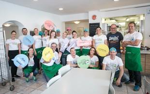Jubilejni 10. dan prostovoljstva v L'Oréalu v Sloveniji obeležili Pod strehco