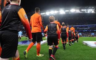 Slovenski otrok na finalni tekmi UEFA Champions League v Madridu