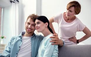 Lojalnost staršem: Na prvem mestu mama, šele nato žena