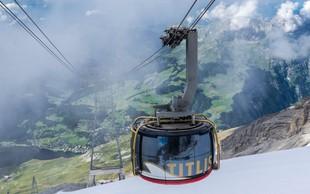 V nesreči na švicarski žičnici smrtna žrtev, šest poškodovanih