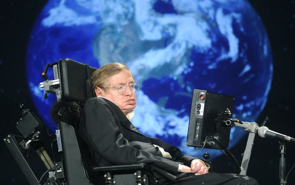 Zadnja knjiga Stephena Hawkinga, ki vam bo 'odpirala' glavo! (foto: profimedia)