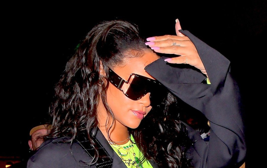 Rihanna je po Forbesu najbogatejša glasbenica na svetu (foto: profimedia)