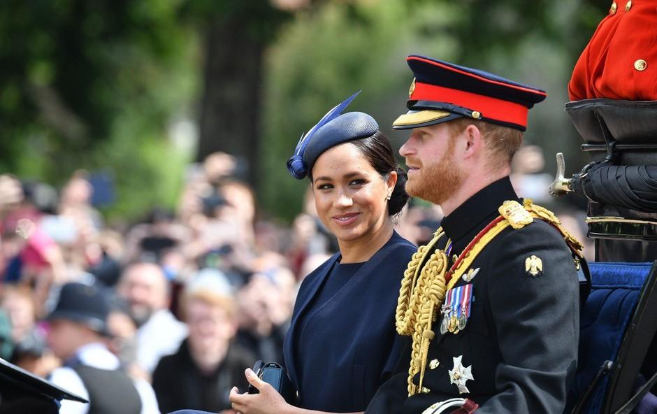 So v zakonu princa Harryja in vojvodinje Meghan na obzorju prve težave? (foto: Profimedia)