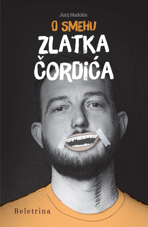 Knjižna novost: O smehu Zlatka Čordića (foto: Beletrina)