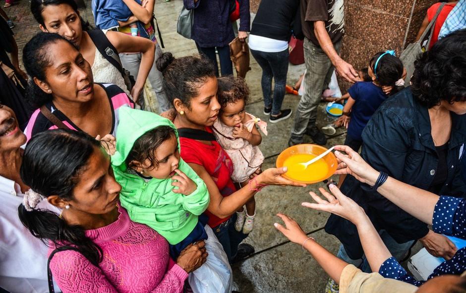 Med prosilci za azil v Evropski uniji vse več Venezuelcev (foto: Profimedia)