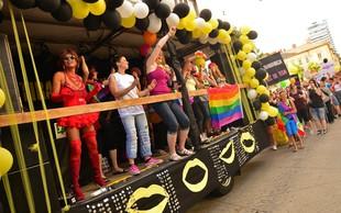 Letošnji festival Parada ponosa z opozorilom o kulturi sovraštva