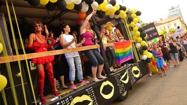 Letošnji festival Parada ponosa z opozorilom o kulturi sovraštva (foto: profimedia)