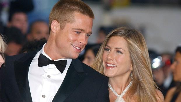 Bo Brad Pitt božič preživel z Jennifer Aniston? (foto: Profimedia)