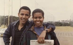 Družina Obama se je zbrala ob posebni priložnosti: Hčerki sta zdaj pravi lepotici!