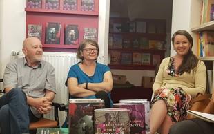 Pri Beletrini poleg dveh knjig slovenskih avtorjev tudi prevod grozljivke Tisto!