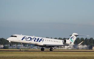 Adia Airways vnaprej odpovedala več letov do konca meseca, nekatere pa združila